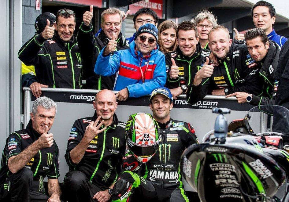 """MotoGP: Zarco: """"Essere vicino alla pole mi dà più fiducia"""""""