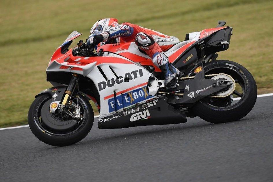 MotoGP: FP2: Dovizioso incontenibile: mezzo secondo a Marquez
