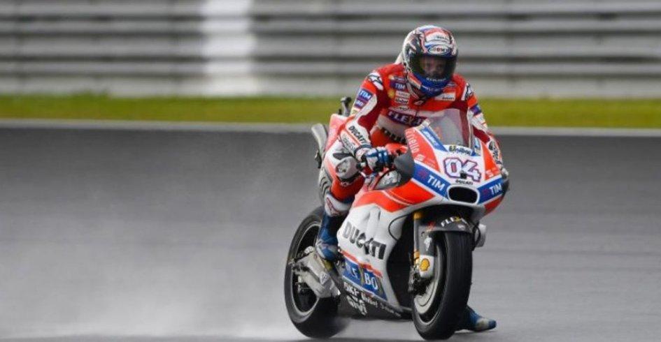 MotoGP: Doppietta Ducati: Dovizioso vince e tiene aperto il Mondiale