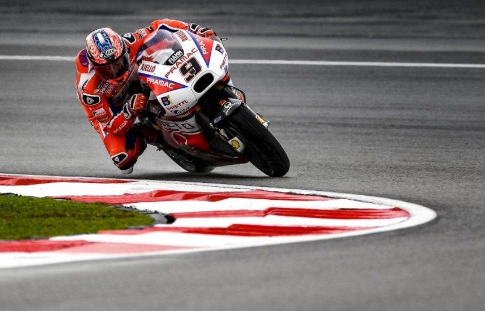 """MotoGP: Che rammarico per Petrucci: """"Oggi potevo essere sul podio"""""""