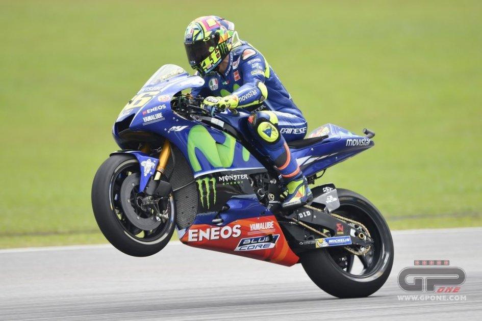 Valentino Rossi non molla: