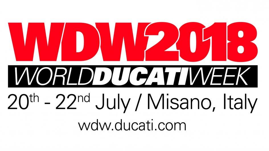News Prodotto: World Ducati Week returns to Misano in 2018