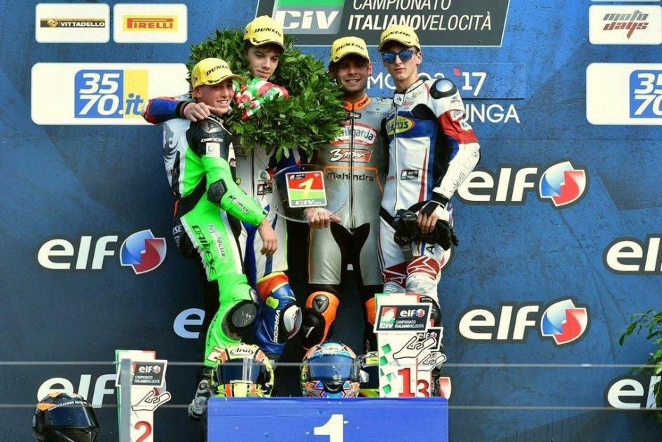 News: CIV: Vallelunga applaude i suoi Campioni