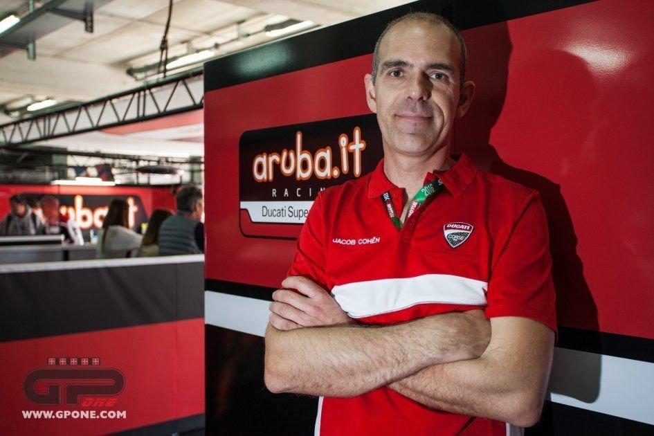 SBK: CLAMOROSO: Ernesto Marinelli lascia Ducati