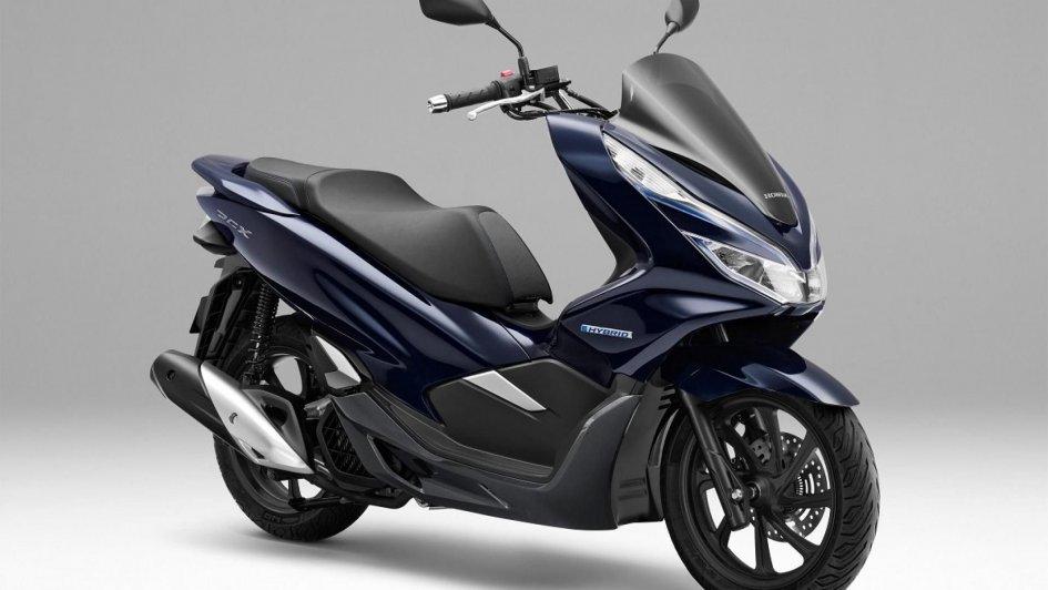 Scooter: Honda: arriva il motore ibrido per le due ruote