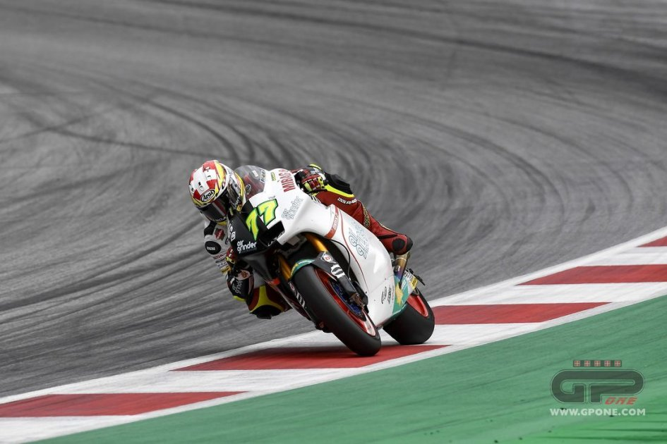 Moto2: LATEST - Suter pulls out of Moto2
