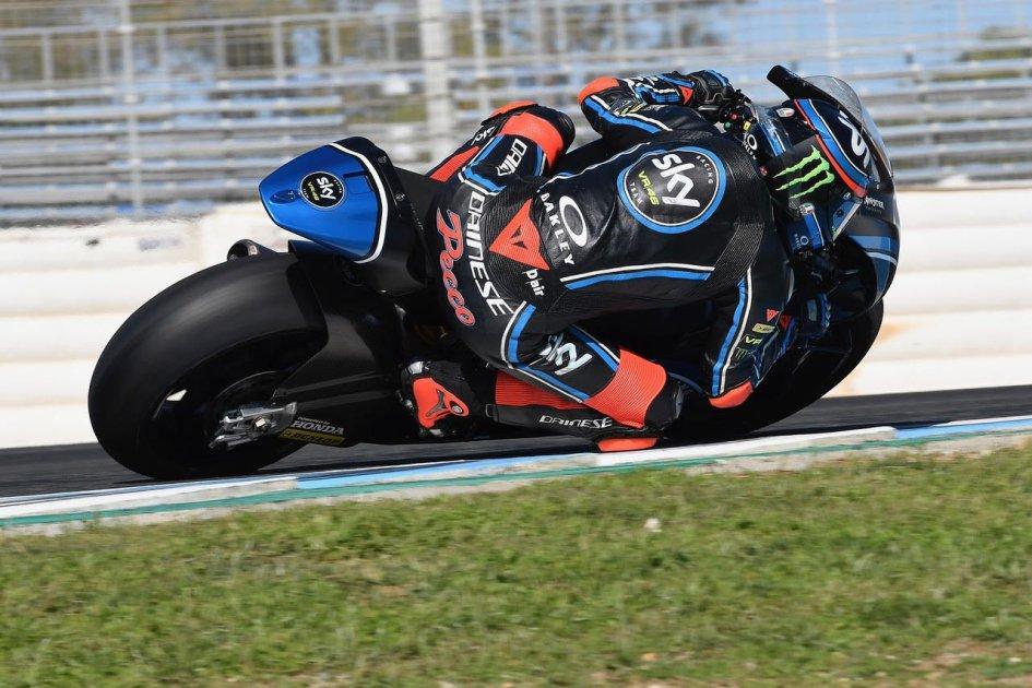 Moto2: Jerez test: Bagnaia shines, but Oliveira is fastest