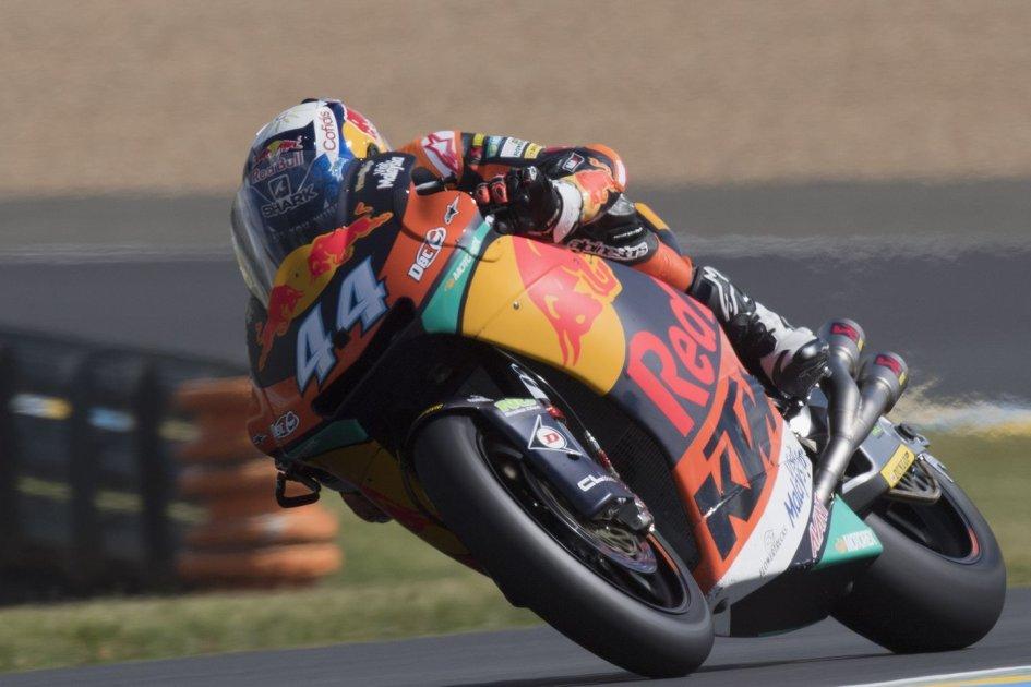 Moto2: Test Jerez: Oliveira precede Bagnaia, 5° Pasini