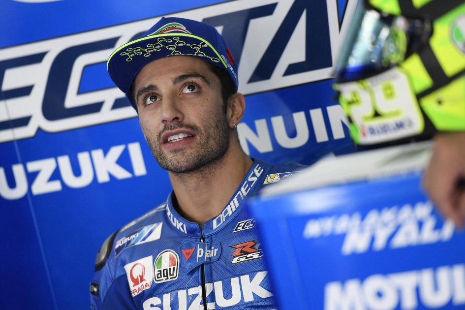 MotoGP: Iannone: sono sorpreso dalla mia velocità