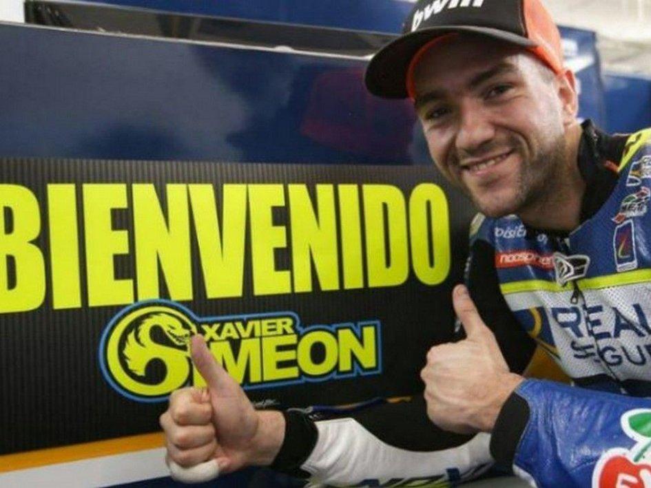 MotoGP: Simeon: L'esordio in MotoGP? Passato da Marquez all'esterno