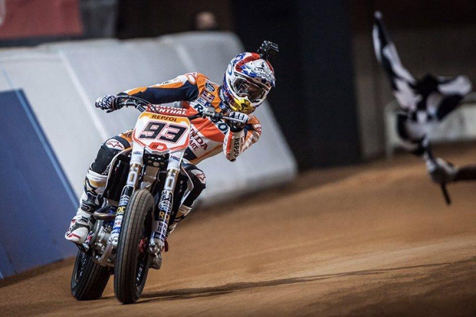 MotoGP: The Superprestigio loses star Marc Marquez