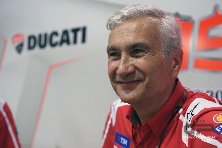 MotoGP: Tardozzi: il record? più importante i piloti contenti