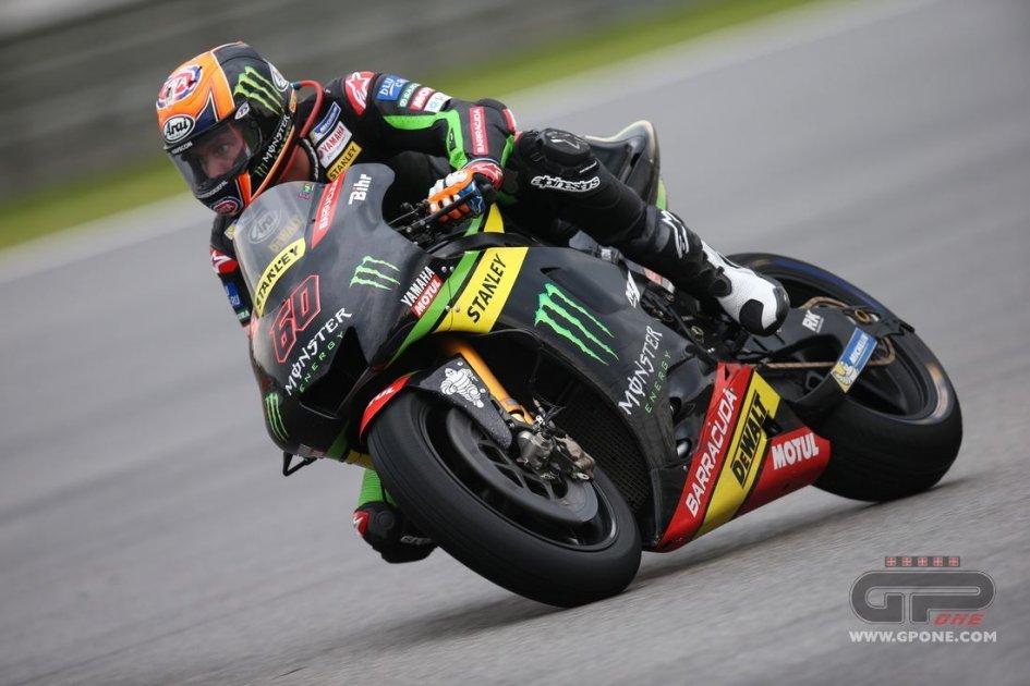 MotoGP: Van der Mark al posto di Folger anche a Valencia