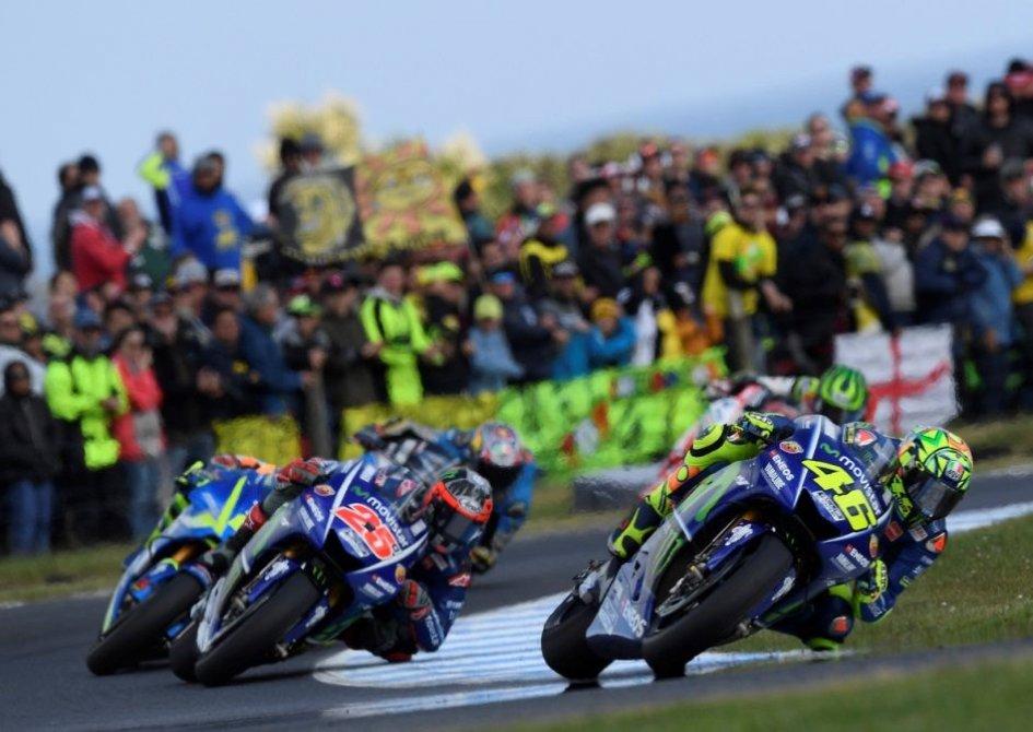 MotoGP: Rossi and Vinales on track at Sepang 27-28 November