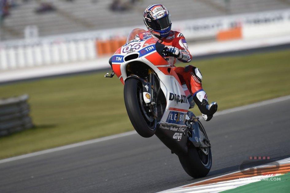 MotoGP: Dovizioso: sono davanti ma è Marquez il più veloce