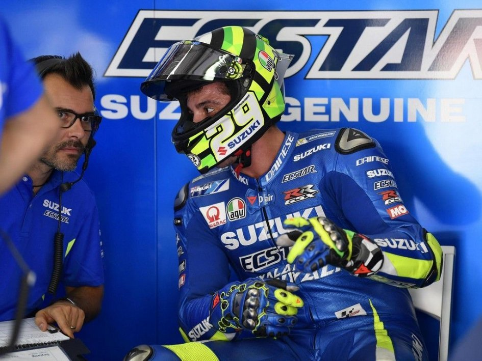 MotoGP: Iannone: At the end of the race my Michelins were like new