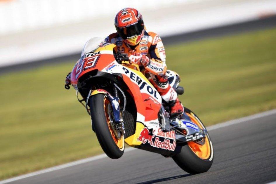 MotoGP: Marquez 6 fenomenale, Campione col brivido a Valencia