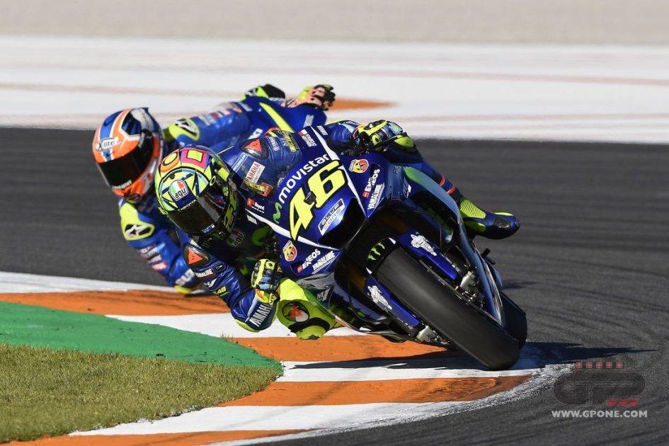MotoGP: Rossi: ho usato il telaio 2016 ma i misteri rimangono