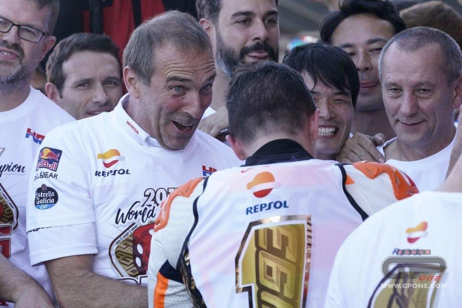 MotoGP, Livio Suppo dice addio alla Honda