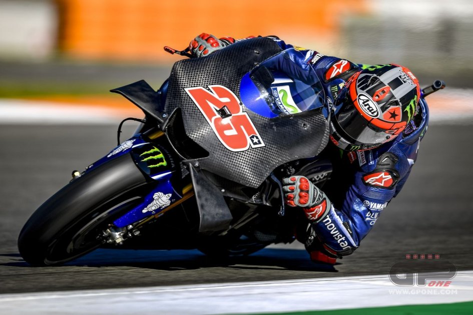 MotoGP: The Yamaha flies with Vinales and Zarco at Valencia, Rossi 4th