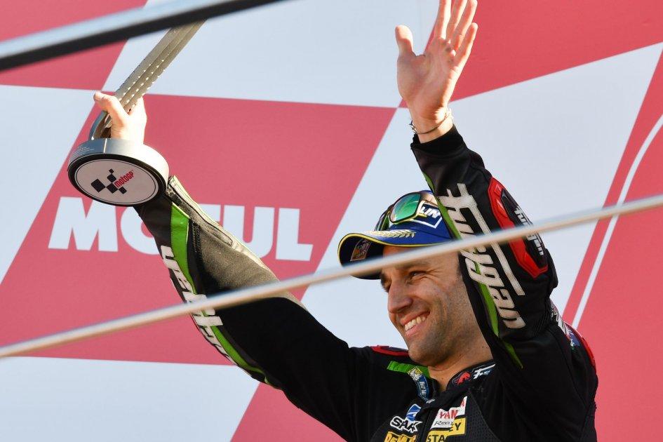 MotoGP: Zarco: non essere felice sarebbe sbagliato