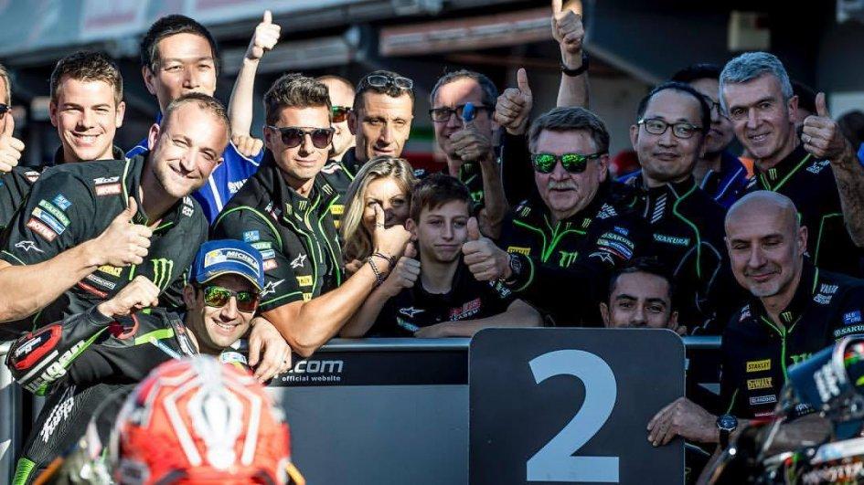 """MotoGP: Zarco: """"Ho il passo per puntare alla vittoria"""""""