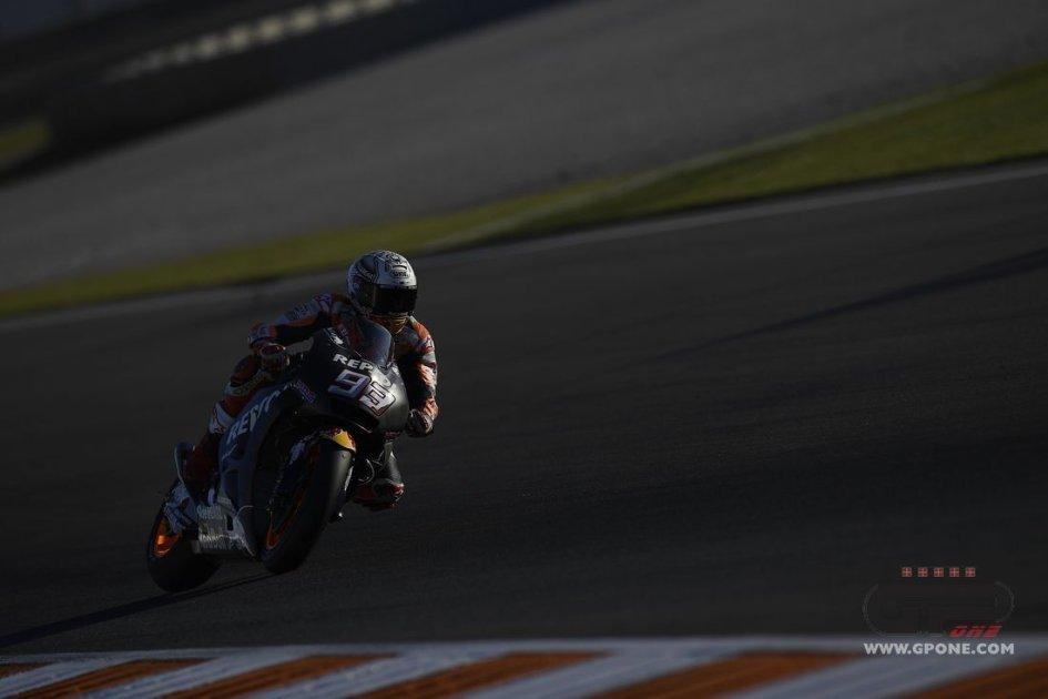 MotoGP: Marquez imprendibile, Zarco davanti a Vinales e Rossi