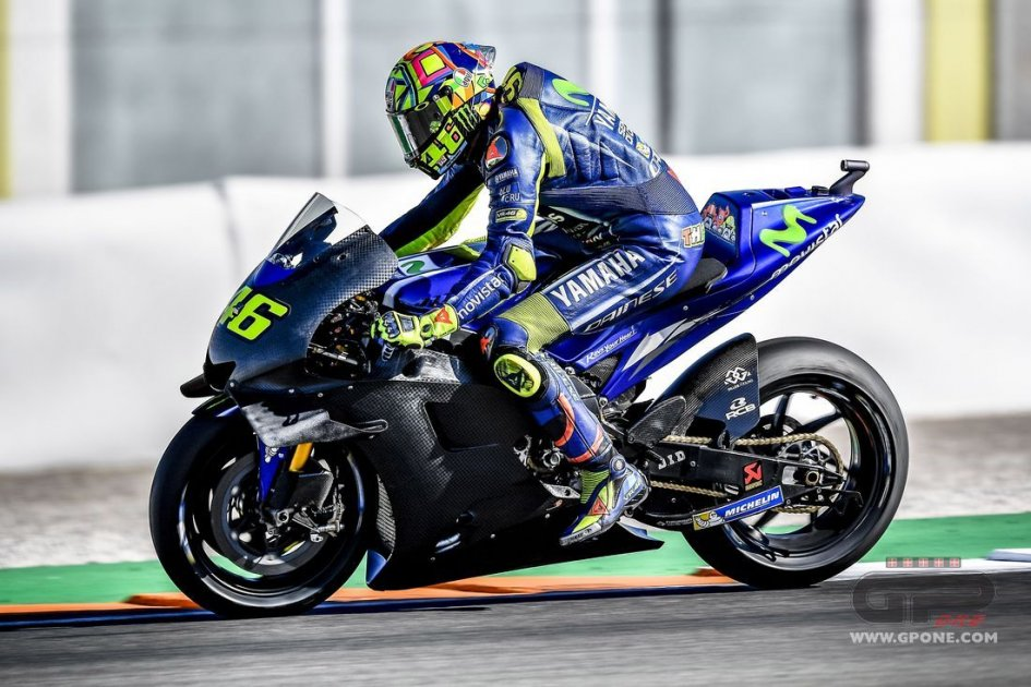 Motogp Rossi I Think It S Clear We Need To Start From The 2016 M1
