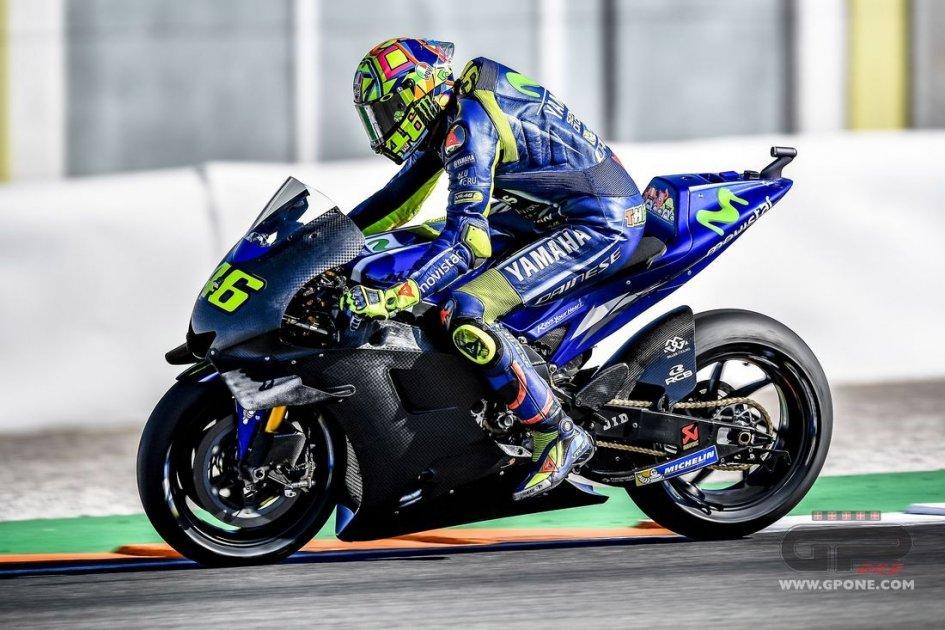MotoGP: Rossi: per me è chiaro, bisogna ripartire dalla M1 2016