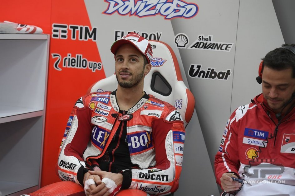 MotoGP: Dovizioso: the test overall? I hoped for more