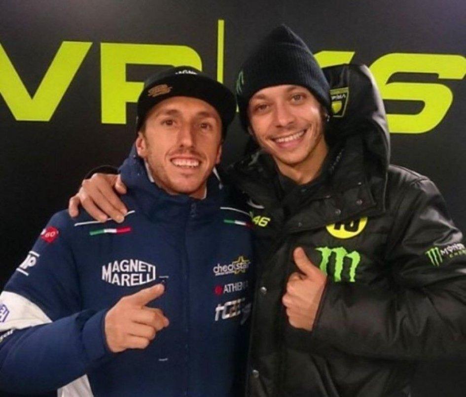 News: Monza Rally: 18 titoli in pista nella sfida Rossi-Cairoli