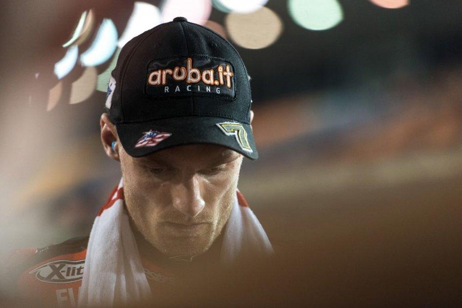 SBK: Tegola per Chaz Davies: già finiti i test di Jerez