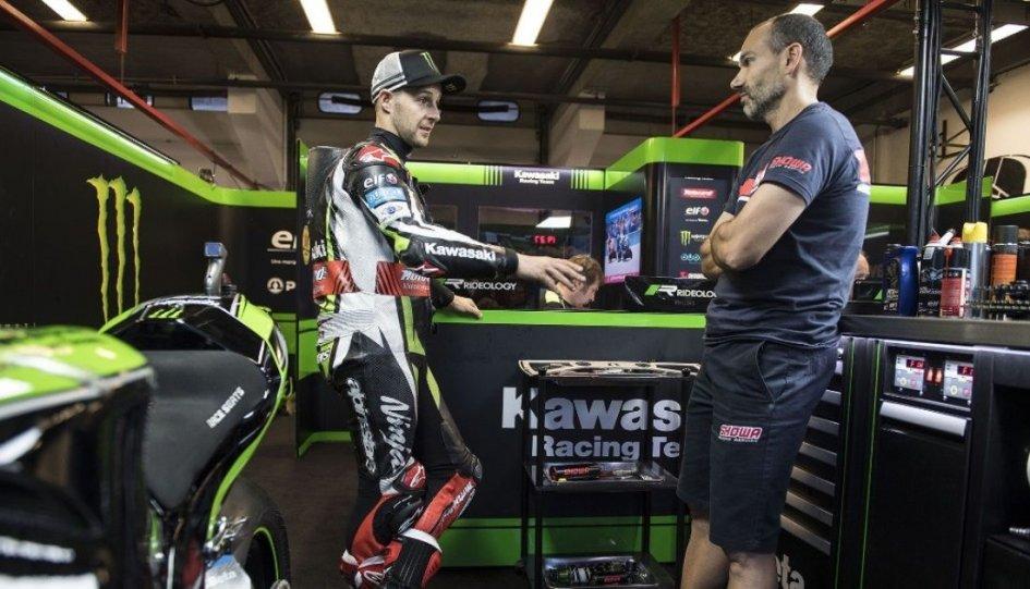 SBK: Jerez: the regulation changes, but Rea is still fastest