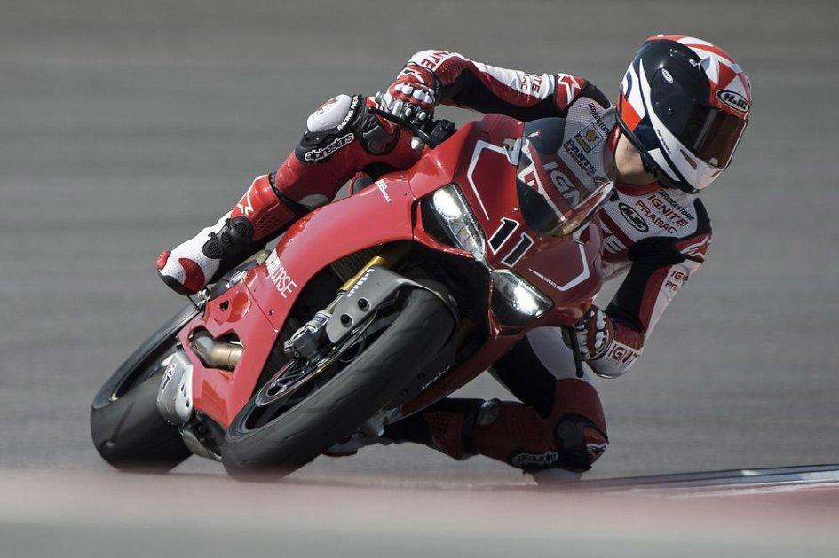 SBK: Spies, Ducati and the American dream... postponed