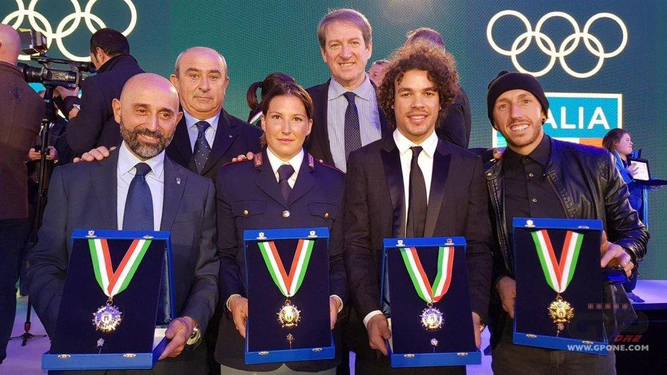 Moto2: Morbidelli: il Presidente Copioli è stato il mio 'mental coach'