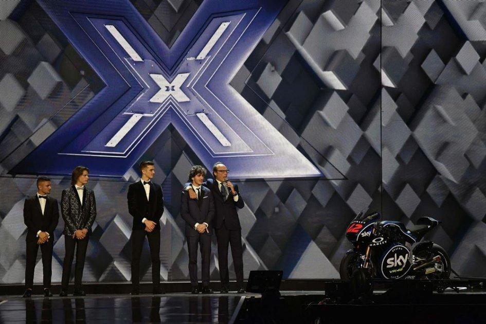 Moto3: Svelate le nuove livree dello Sky Racing Team a X FACTOR