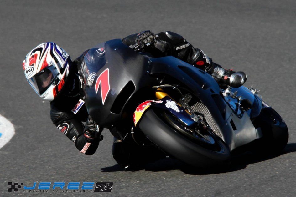 MotoGP: 'Christmas' test for Honda at Jerez