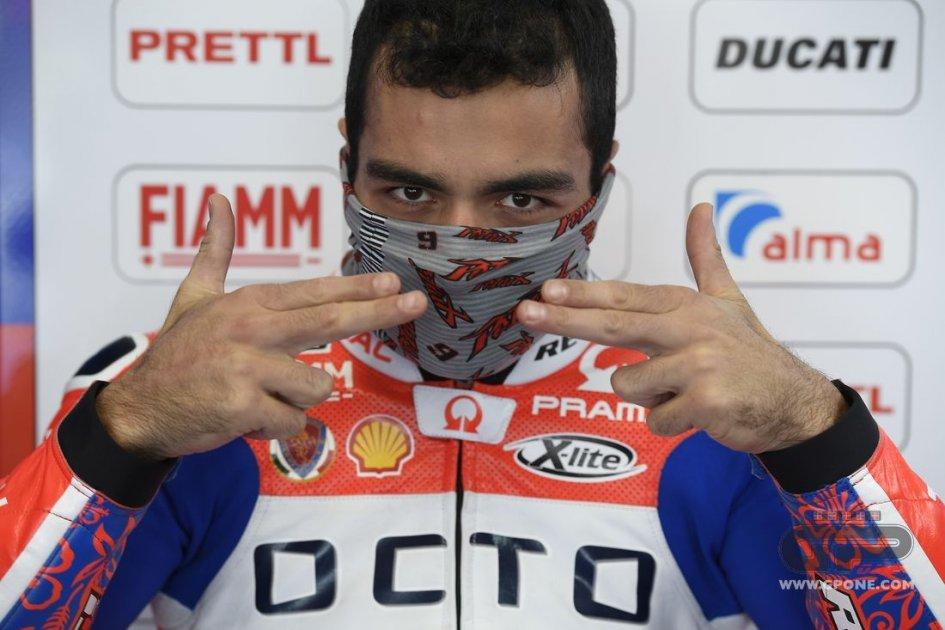 MotoGP: Petrucci: io nel team ufficiale Ducati? è nelle mie mani