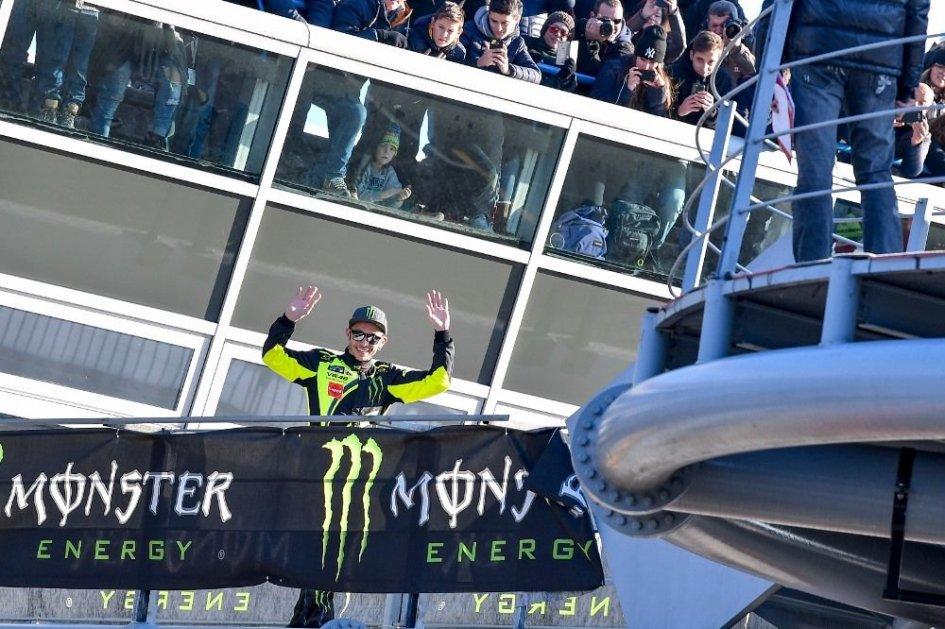 MotoGP: Rossi: La MotoGP senza di me? Come il Mondiale senza l'Italia