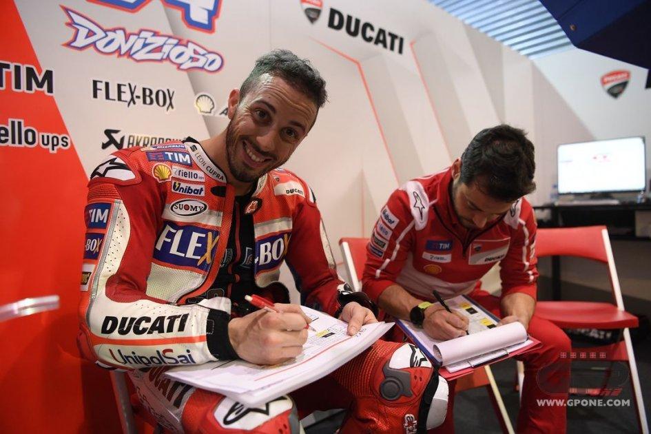 Polemiche Ducati sulle nuove norme per i test MotoGP