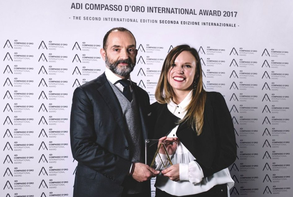 News Prodotto: Dainese earns the Compasso d'Oro for the Pro-Amor