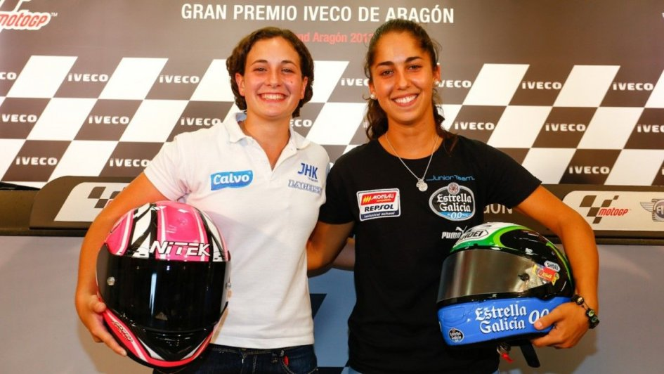 SBK: Ana Carrasco vs Maria Herrera, sfida in rosa nella SuperSport300