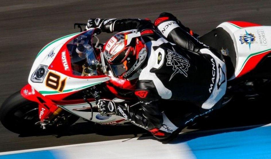 """SBK: Torres: """"the podium with MV? A 'mission possible'"""""""