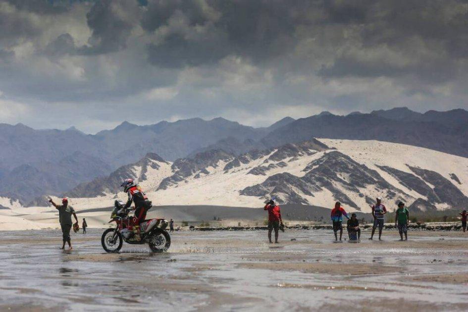 Dakar: Stage twelve cancelled, thirteen shortened by 55km