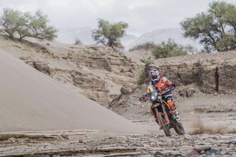 Dakar: Secondo sigillo per Price, Walkner a un passo dal successo