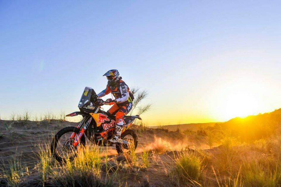 Dakar: Walkner e KTM trionfano nella 40^ edizione, 20° Cerutti