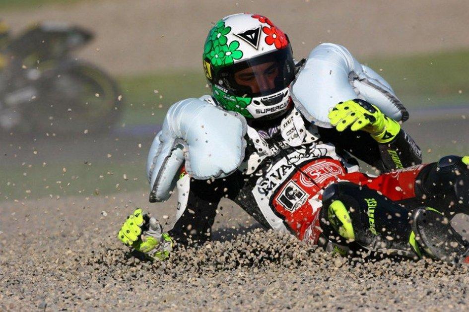 MotoGP Airbag obbligatorio per i piloti dal 2018