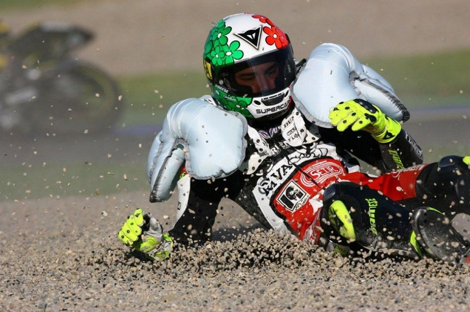 MotoGP: Airbag obbligatorio per i piloti dal 2018