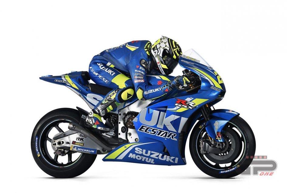 MotoGP: Suzuki Ecstar 2018, thew Gallery