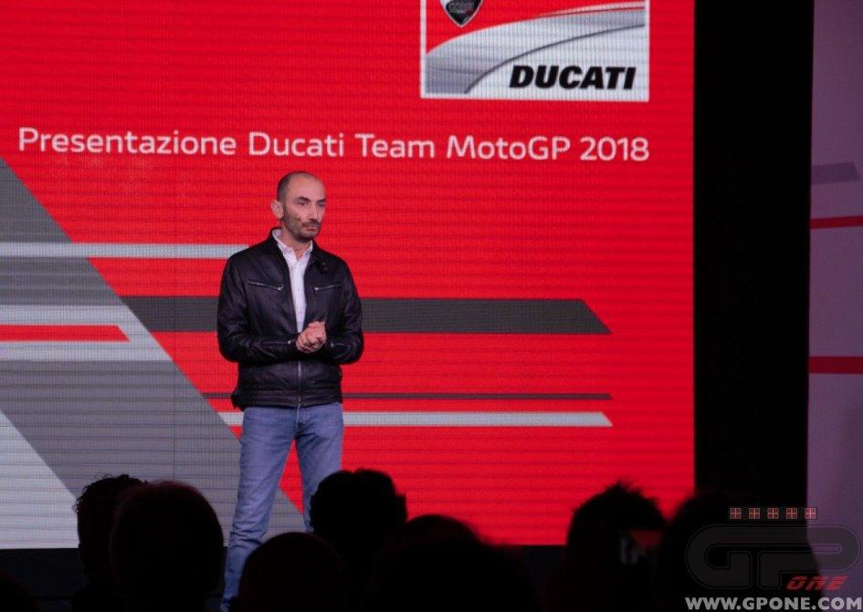 """MotoGP: Domenicali frena sul rinnovo di Dovi: """"Troppo presto per parlarne"""""""